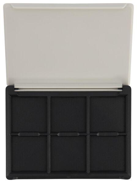 boîtier pour ombre à paupières sixpack - 11210320 - HEMA