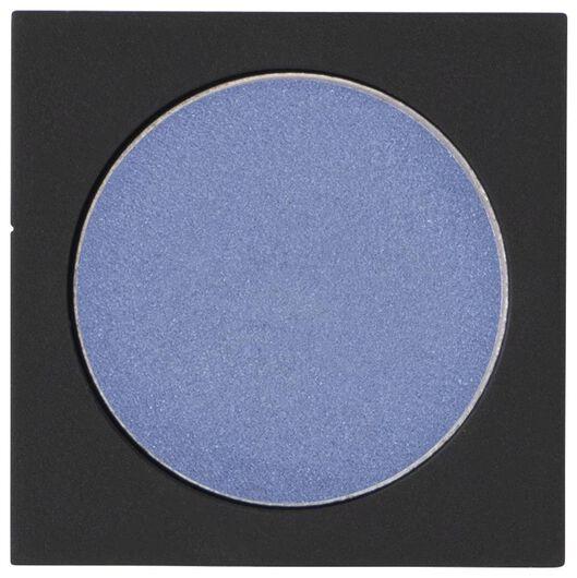 ombre à paupières mono shimmer 16 denim blue denim recharge - 11210316 - HEMA