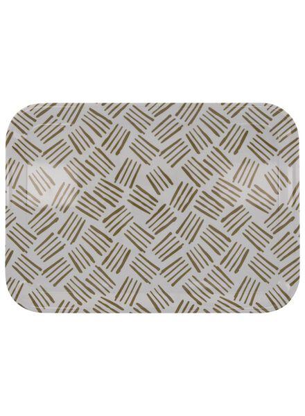Melamin-Tablett, 27.5 x 38.5 cm - 80630645 - HEMA