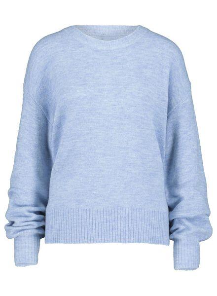 women's sweater light blue light blue - 1000017074 - hema