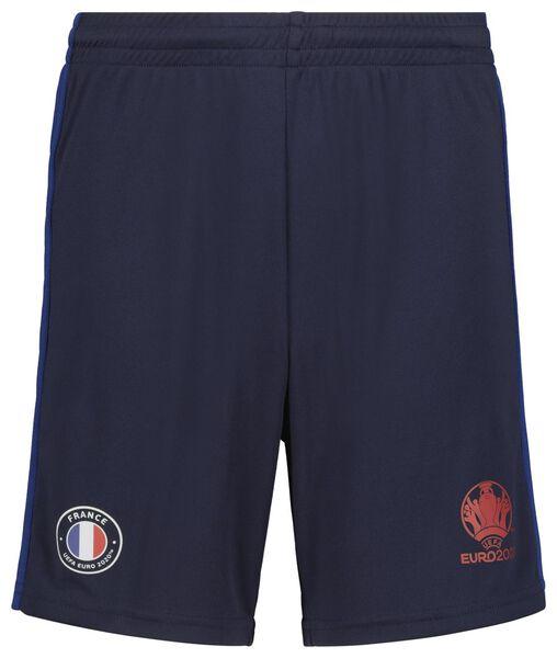 Fußball-EM-Kinder-Shorts blau - 1000019607 - HEMA