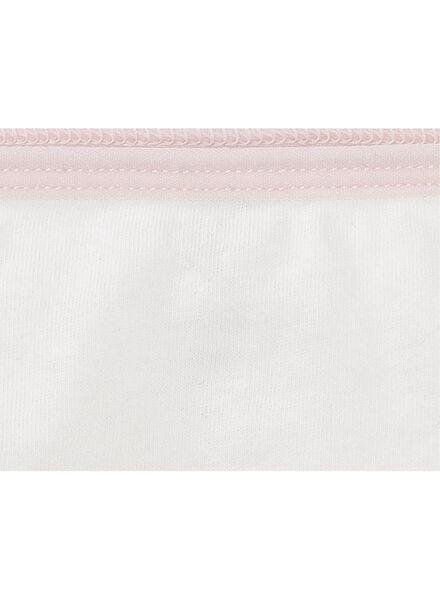 4-pack children's briefs light pink light pink - 1000006511 - hema