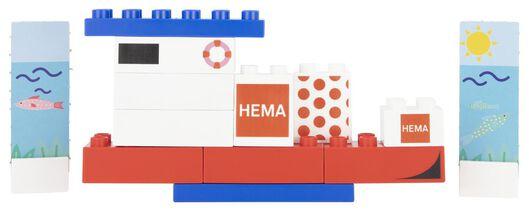 Konstruktionsset HEMA-Boot, Biokunststoff - 15120041 - HEMA