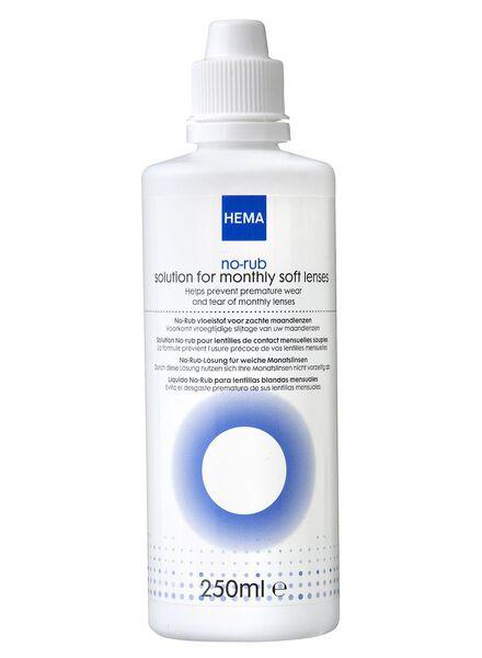 liquide no-rub pour lentilles mensuelles - 11973055 - HEMA