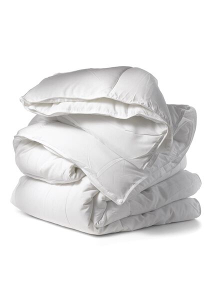 Image of HEMA 4 Seasons Duvet - Synthetic White (white)