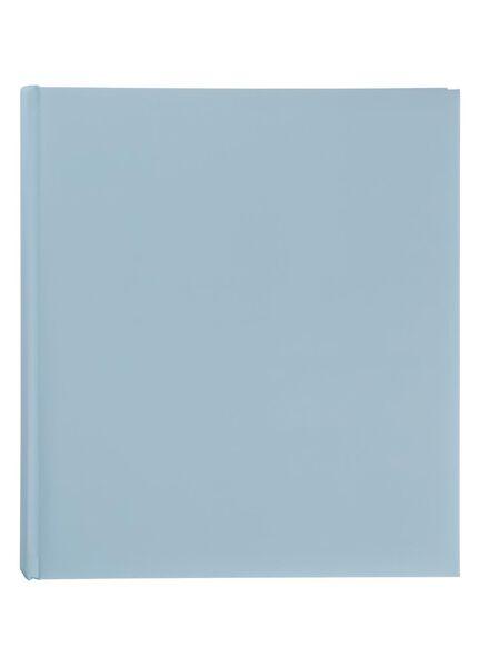 Fotoalbum, 32.5 x 29 cm, blau - 14633304 - HEMA