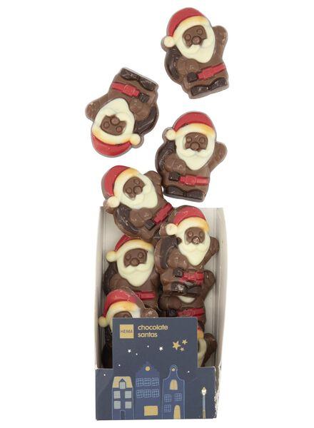 melkchocolade kerstmannen - 10040041 - HEMA