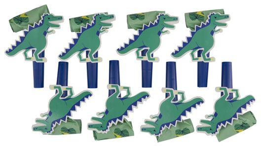 HEMA Roltongen Dino - 8 Stuks