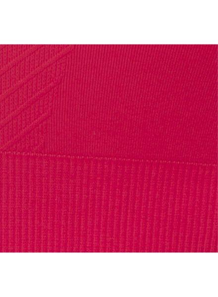 sports bra seamless pink pink - 1000008056 - hema