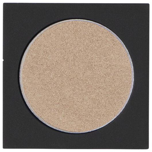 ombre à paupières mono metallic 22 glacier pearl - 11210322 - HEMA