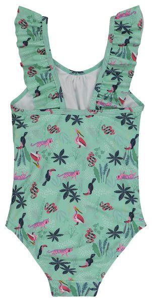Kinder-Badeanzug grün grün - 1000018208 - HEMA