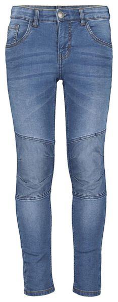 Kinder-Jeans, Regular Fit mittelblau mittelblau - 1000017876 - HEMA