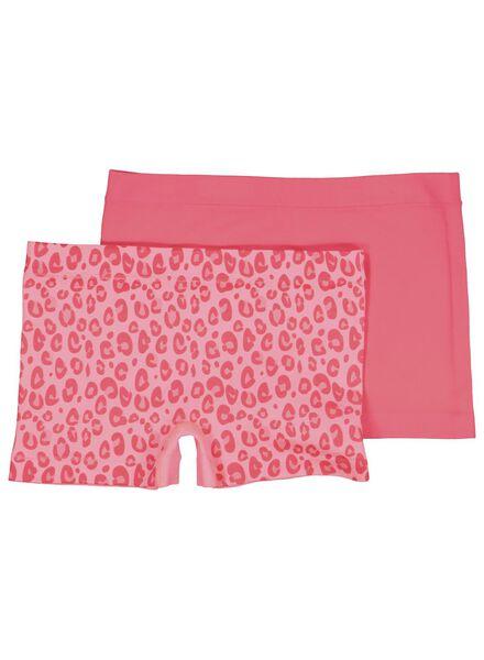 2-pack children's boxers pink pink - 1000014989 - hema