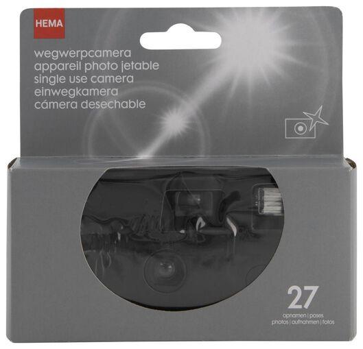 wegwerp camera zwart - 38380001 - HEMA