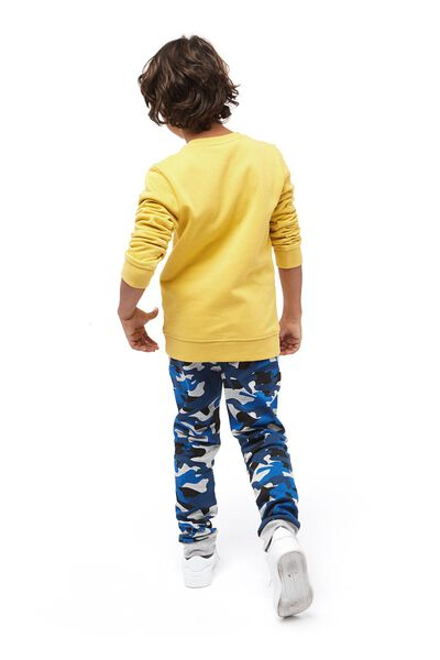 children's sweater yellow yellow - 1000017677 - hema