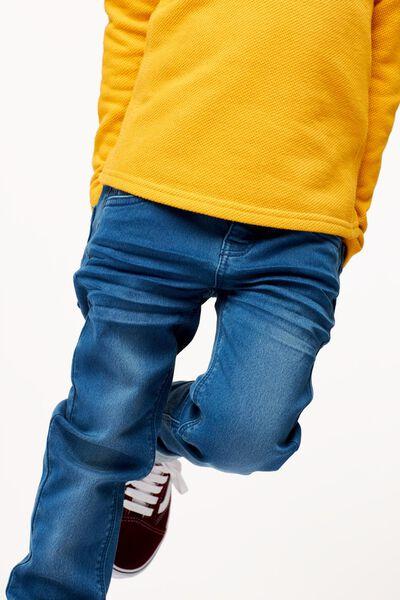 Kinder-Skinnyjeans blau blau - 1000024379 - HEMA