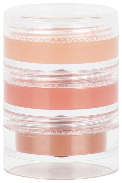 stacker crème lèvres nude - 11230012 - HEMA