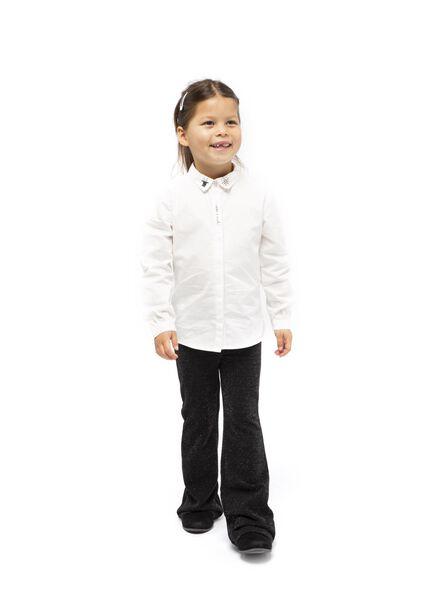 children's shirt white white - 1000017198 - hema