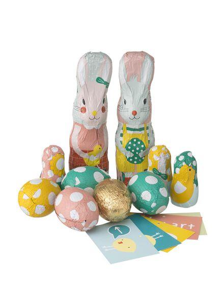 Easter milk chocolate game - 10081104 - hema