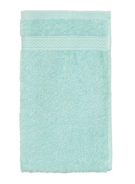 guest towel - 30 x 55 cm  - heavy quality - mint green plain mint green guest towel - 5240001 - hema
