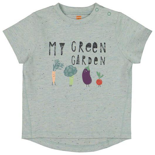 baby T-shirt mint green mint green - 1000019340 - hema