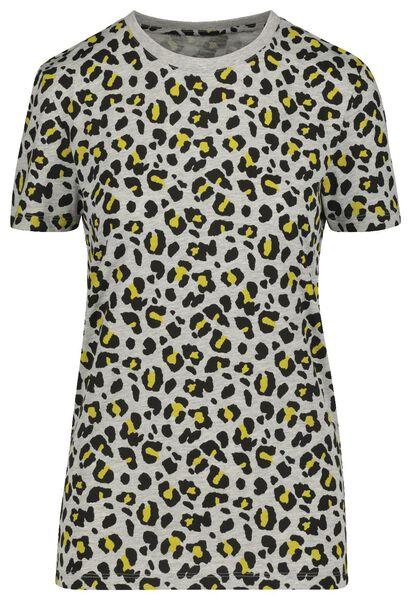 T-shirt for adults - mini-me grey grey - 1000019357 - hema