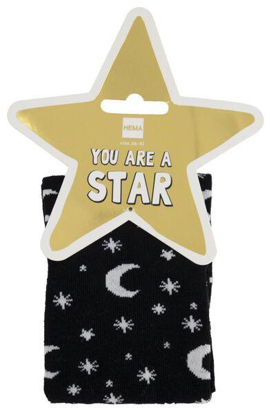 Socken, Größe 36-41, Sterne - 61122823 - HEMA