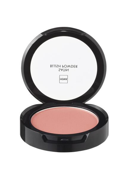 poudre blush satinée bright blossom - 11294701 - HEMA