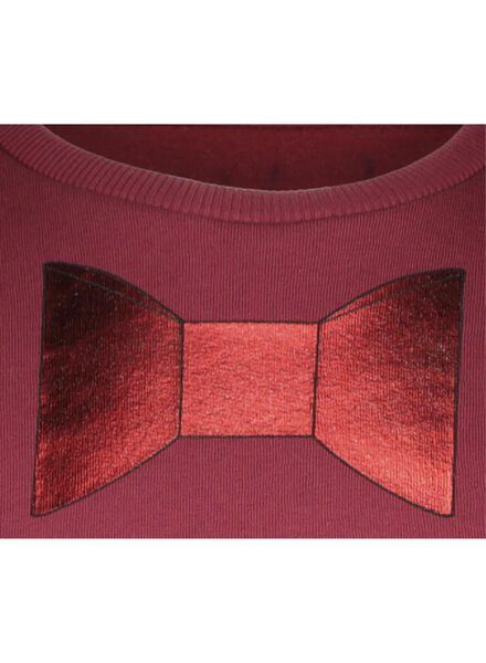 children's sweater Viktor&Rolf dark red dark red - 1000016936 - hema