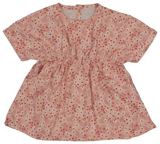 baby dress salmon pink salmon pink - 1000018813 - hema