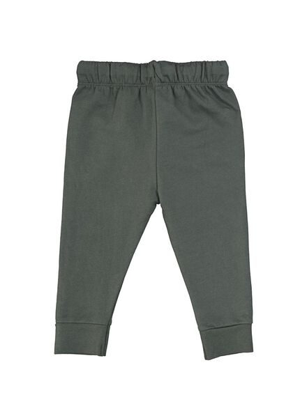 baby sweatpants green green - 1000014707 - hema
