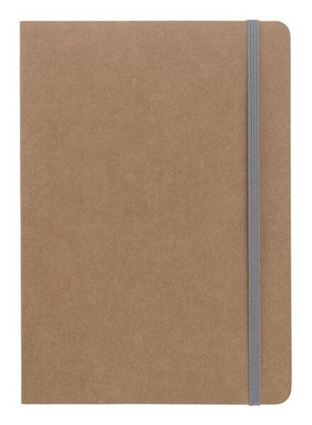 carnet ligné A5 - 14122262 - HEMA
