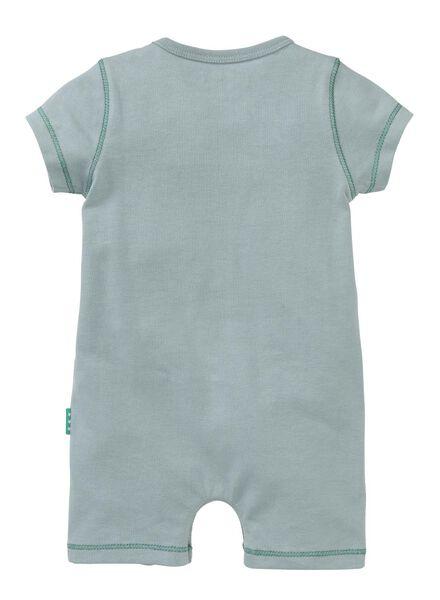 newborn jumpsuit blue blue - 1000005444 - hema