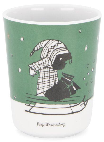 Jip & Janneke cup - Ø 7 cm - melamine - 80630635 - hema