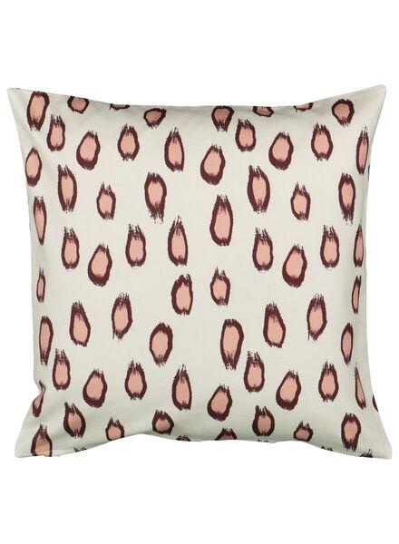 cushion cover - 50 x 50 - natural - 7392021 - hema
