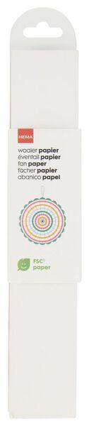 Papier-Fächer L - 14210115 - HEMA