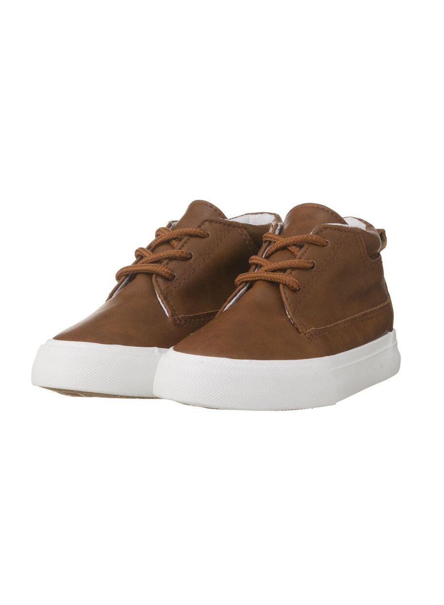 Bruine Kinderschoenen.Kinderschoenen Hema