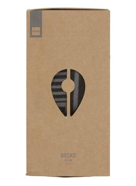 3er-Pack Herren-Socken, 39-42 - 60500469 - HEMA