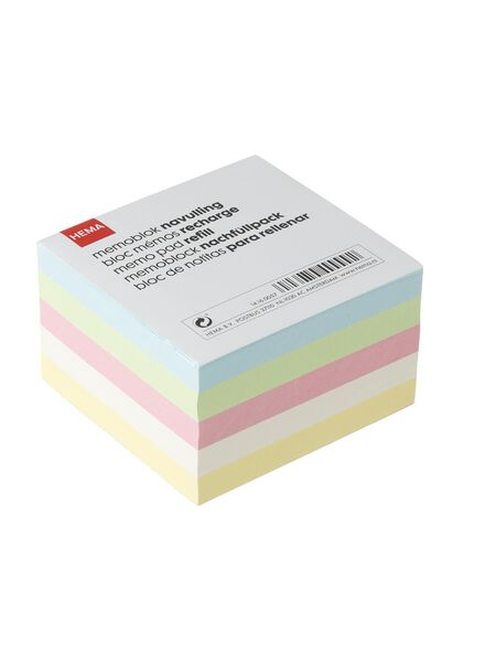 recharge bloc mémos - 14160057 - HEMA