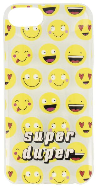 soft case iPhone 6/6S/7/8 - 39600100 - hema