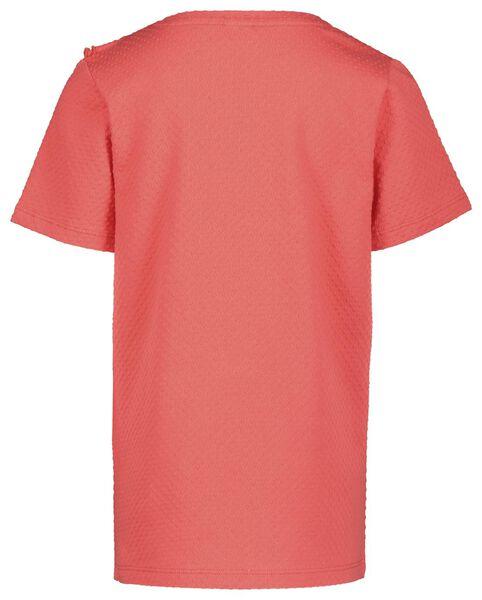 children's T-shirt red red - 1000018817 - hema