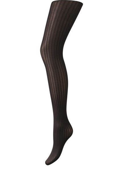 collant fashion noir noir - 1000017270 - HEMA