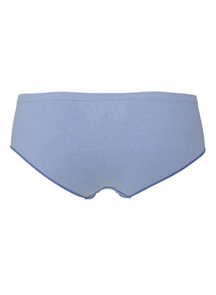 women's hipster panties seamless light blue light blue - 1000008026 - hema