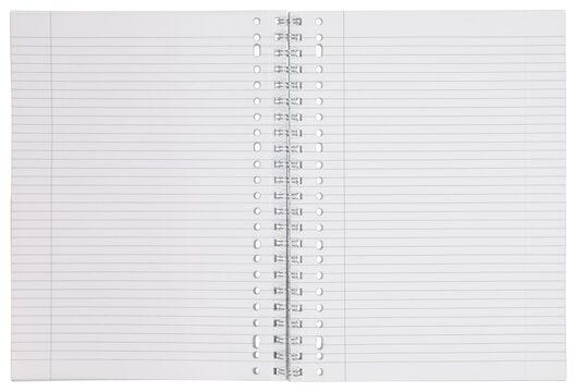 4-in-1 lecture notebook A4 ruled - 14122235 - hema