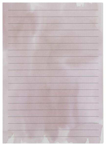 Kladde, DIN A6, liniert/kariert/blanko - 14120044 - HEMA