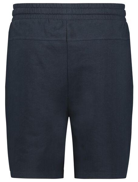 Herren-Sweatshorts dunkelblau dunkelblau - 1000023708 - HEMA