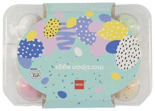 12 small marzipan eggs - 10039900 - hema