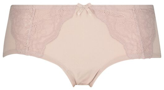 women's boxers with lace lilac lilac - 1000020420 - hema