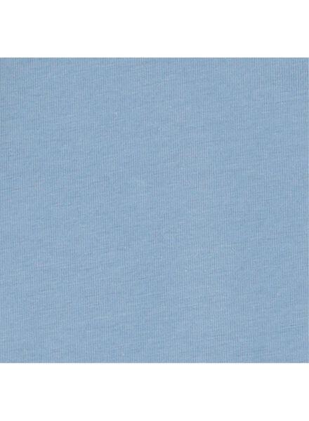 body coton biologique stretch bleu bleu - 1000015309 - HEMA