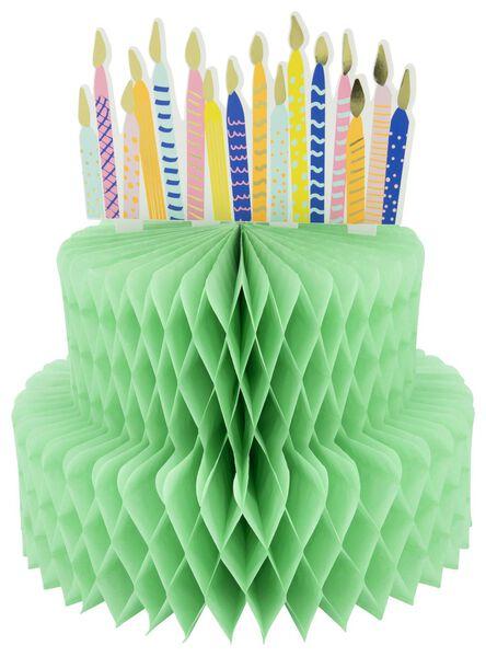 Papierwaben-Torte - 14230183 - HEMA